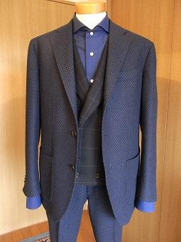 【asobinoスーツ】 ~ジャケット&ヴェスト&パンツ~ 編_c0177259_19442960.jpg