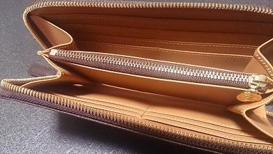 ついに買ってしまった… 『大峡製鞄』限定品ポケットブック(チョコ)_c0364960_06134366.jpg