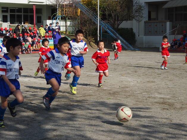 サッカー大会 開幕!_b0233868_1512314.jpg