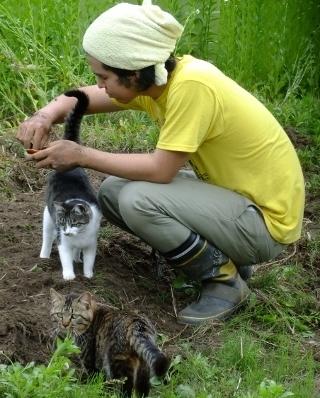 わたしと猫たち_d0213076_22002405.jpg
