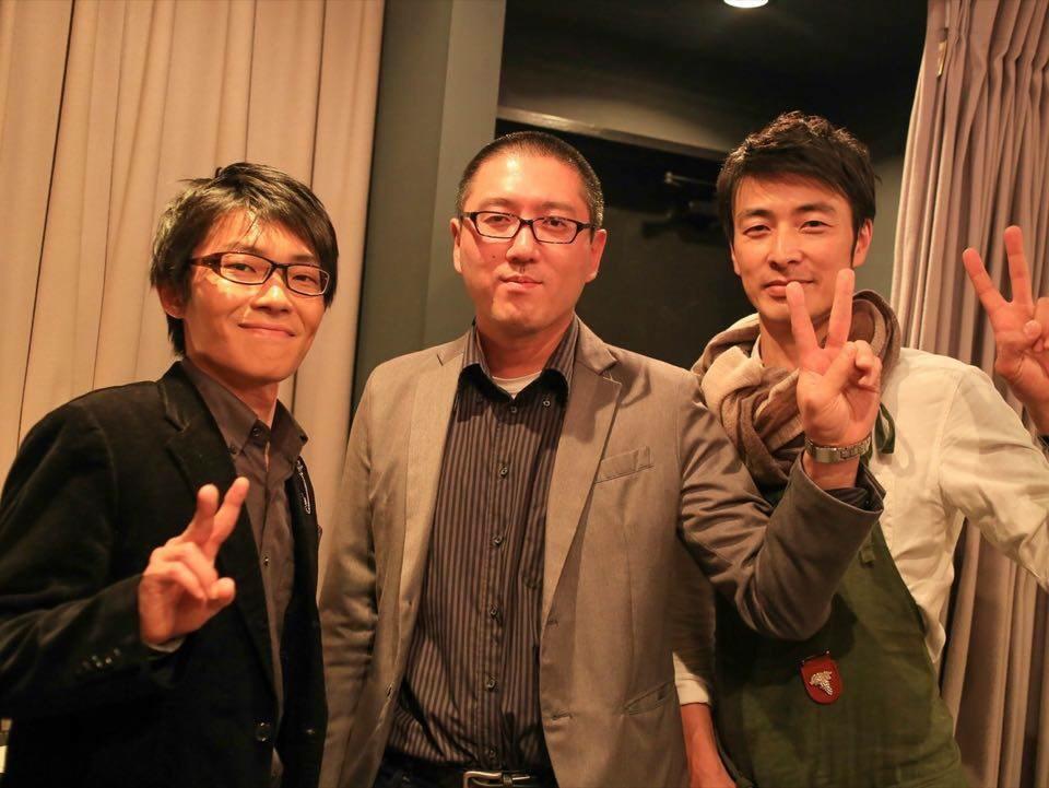 友人の歌手 川元清史 2015年ラスト 赤坂コンサート_a0112393_14062186.jpg