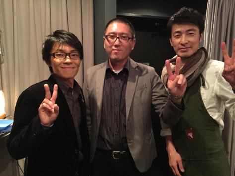 友人の歌手 川元清史 2015年ラスト 赤坂コンサート_a0112393_14062236.jpg