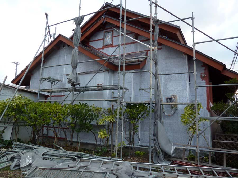 N様邸の屋根葺替及び外部補修工事_f0150893_18521830.jpg