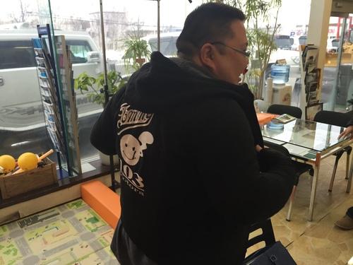 12月5日 土曜日!店長のニコニコブログ!ランクル・ハマーの専門店☆_b0127002_22315856.jpg
