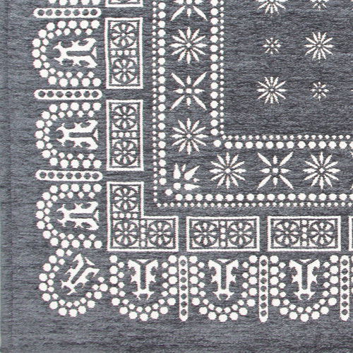 Arrow  Bandanna Rug_c0362506_18233917.jpg
