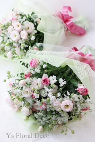 ご両親様贈呈用花束_b0113510_1942473.jpg