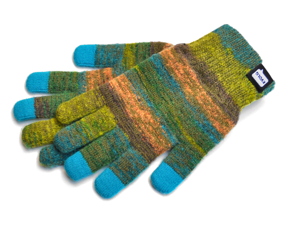 EVOLG  touch panel knit glove !_d0193211_1445218.jpg