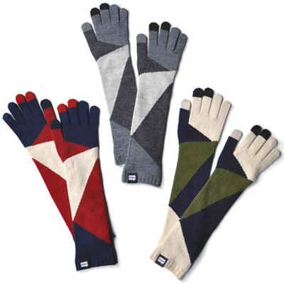 EVOLG  touch panel knit glove !_d0193211_14534456.jpg