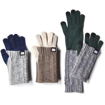 EVOLG  touch panel knit glove !_d0193211_14535995.jpg