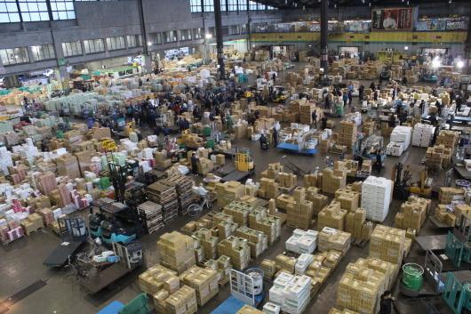 東京都中央卸売市場 太田市場へ_c0141025_01255207.jpg