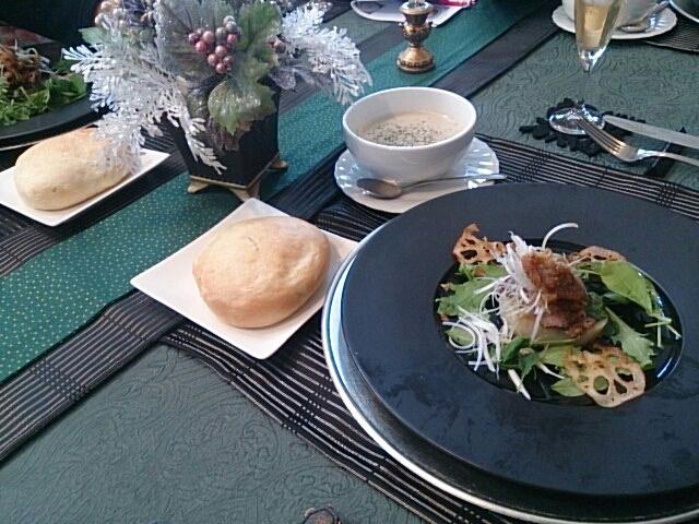料理教室「ローストビーフを楽しむクリスマスの食卓」_f0323446_12451503.jpg