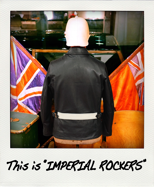 "RALEIGH ""IMPERIAL ROCKERS"" SINGLE LEATHER JACKET_e0325662_14385001.jpg"