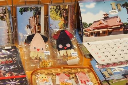 函館空港売店ポルックスにセラピアいか姫製品あります。_b0106766_14060535.jpg