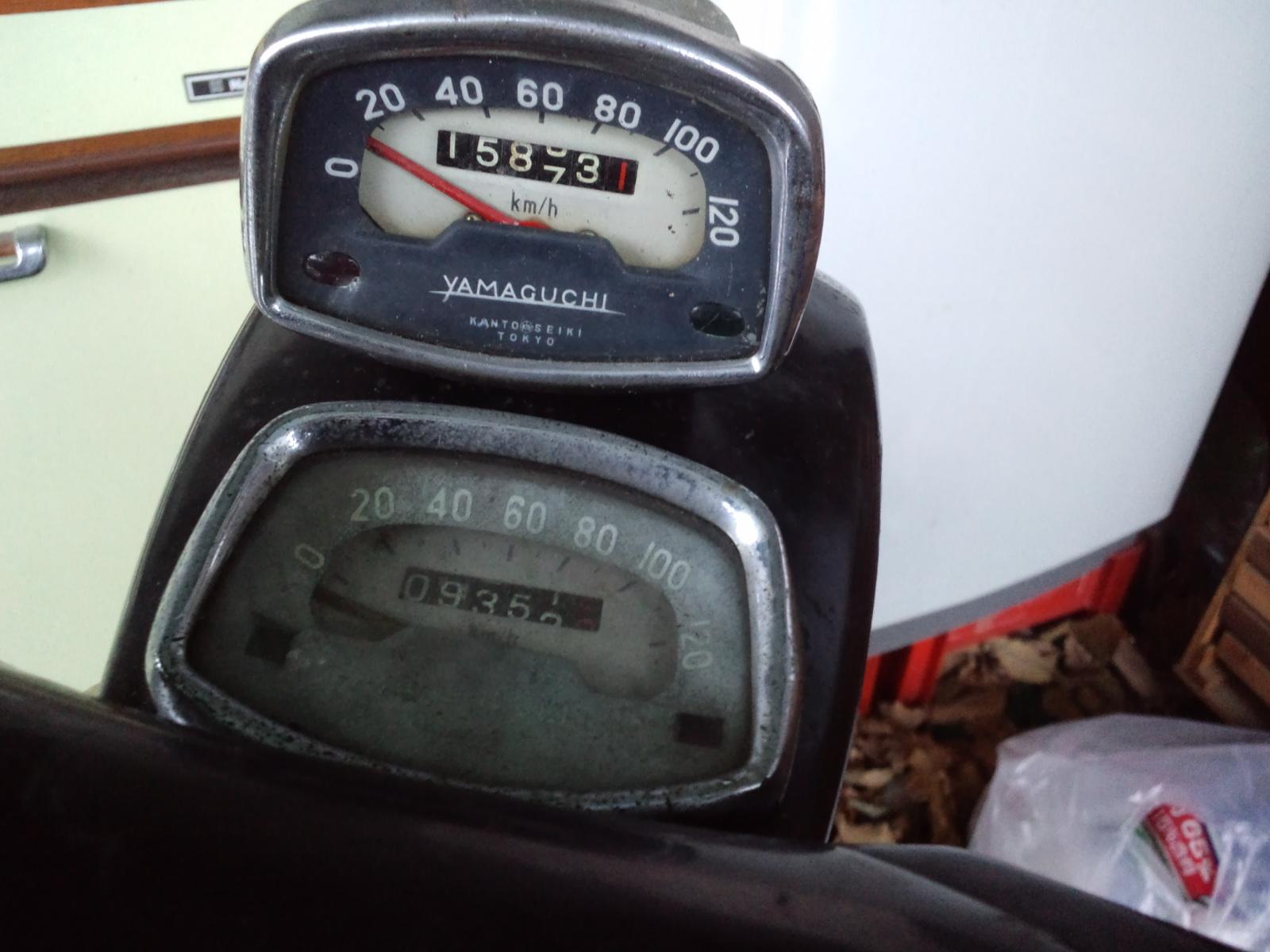 ヤマグチ スーパーツイン ST125 1960年_a0160770_7374759.jpg