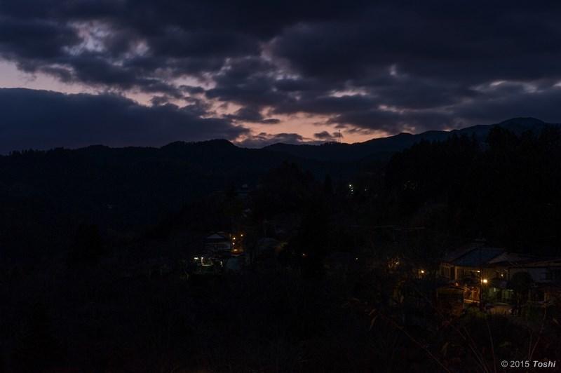 外れた夜明けの吉野_c0350572_18461973.jpg