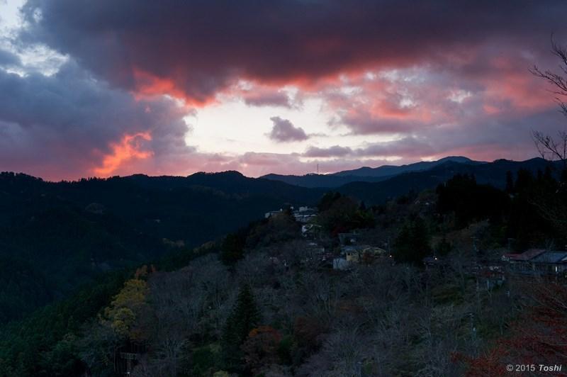 外れた夜明けの吉野_c0350572_18463177.jpg
