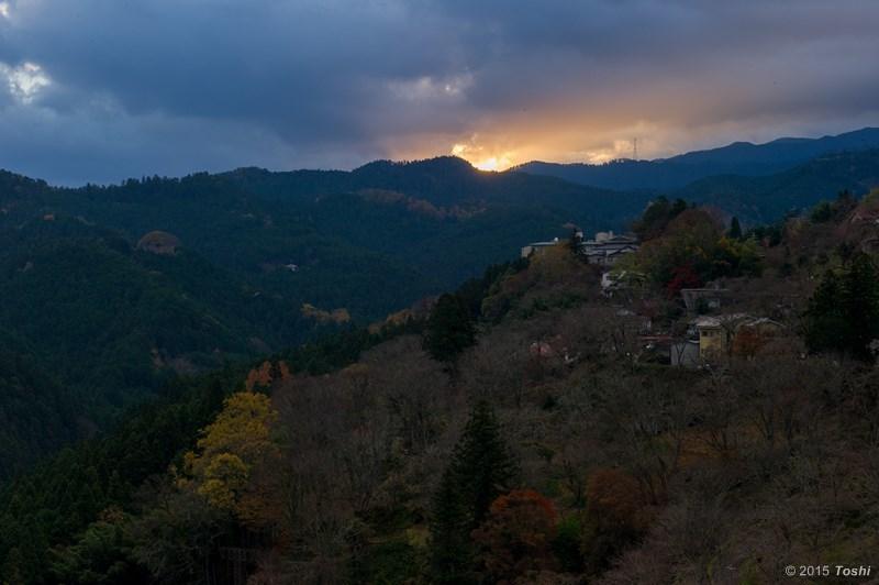 外れた夜明けの吉野_c0350572_18464028.jpg
