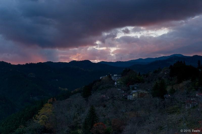 外れた夜明けの吉野_c0350572_18465301.jpg