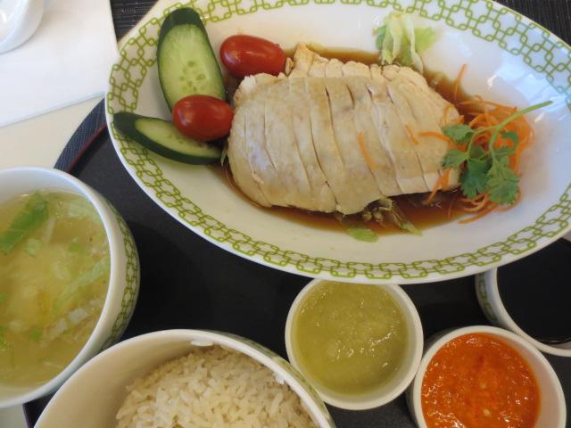 シンガポール旅行記⑥ 海南鶏飯と隠れ家カフェ_e0212073_20423641.jpg