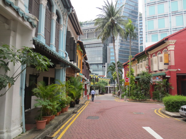 シンガポール旅行記⑥ 海南鶏飯と隠れ家カフェ_e0212073_2049352.jpg
