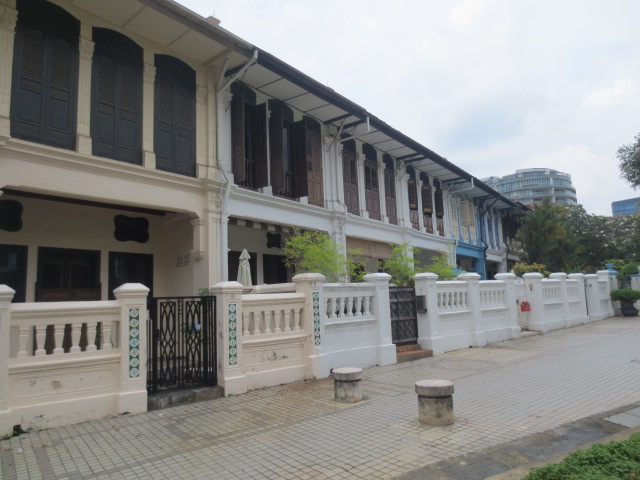シンガポール旅行記⑥ 海南鶏飯と隠れ家カフェ_e0212073_20494875.jpg