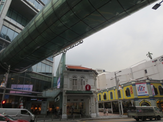 シンガポール旅行記⑥ 海南鶏飯と隠れ家カフェ_e0212073_22194457.jpg