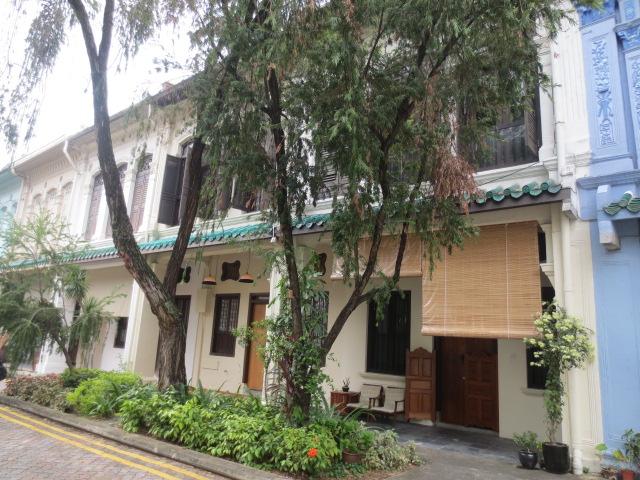 シンガポール旅行記⑥ 海南鶏飯と隠れ家カフェ_e0212073_2224277.jpg