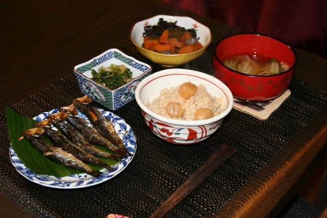 今夜の夕飯・・5日分・・_f0229190_15151701.jpg