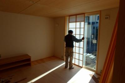 新潟市 建具製作 LED照明_c0091593_1113681.jpg
