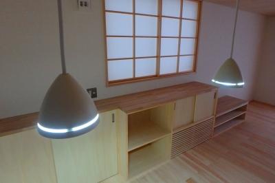 新潟市 建具製作 LED照明_c0091593_1113911.jpg