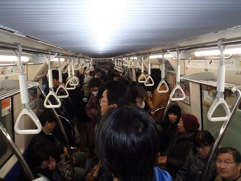 地下鉄当時千開通イベント ダブルヘッター_b0074601_21355595.jpg