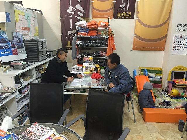 12月6日 日曜日!本日も店長のニコニコブログ!ランクル ハマーの専門店!_b0127002_19464937.jpg