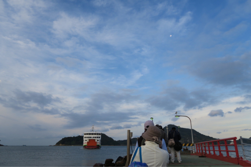 海界の村を歩く 瀬戸内海 睦月島(愛媛県松山市)_d0147406_15464198.jpg