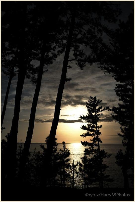 Fragment1/5 #100  Sunset Tojinbo  X-E1_e0063851_2162083.jpg