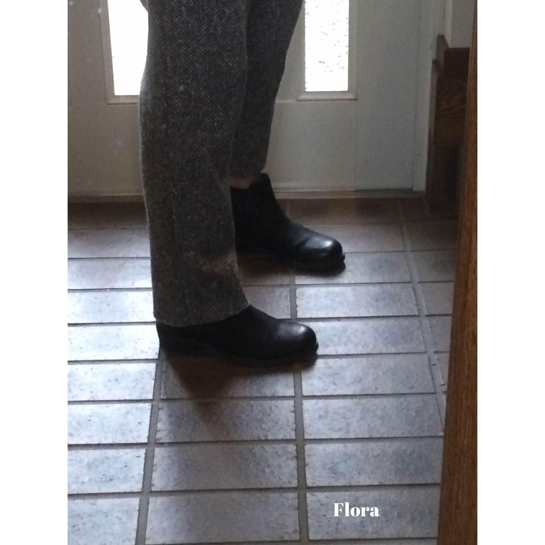 ショートブーツに合うパンツを作る_c0247253_22225641.jpg