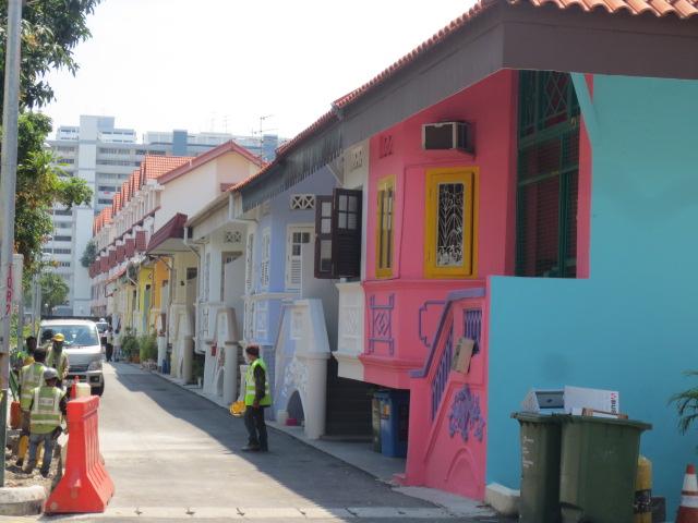 シンガポール旅行記 ①バイ・ザ・ベイとプラナカン_e0212073_23444354.jpg