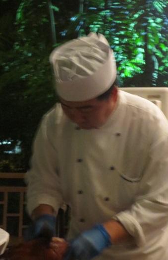 シンガポール旅行記⑦ かき氷と素敵な中華料理_e0212073_719213.jpg