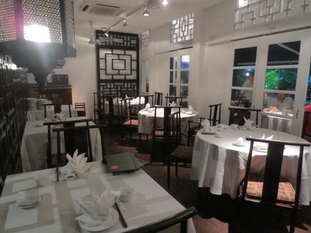 シンガポール旅行記⑦ かき氷と素敵な中華料理_e0212073_7523688.jpg