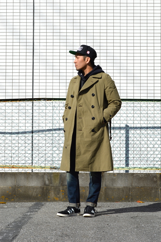 S/DOUBLE - Military & Street Mix Style!!_f0020773_19284354.jpg