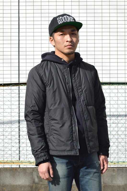 S/DOUBLE - Military & Street Mix Style!!_f0020773_19291960.jpg