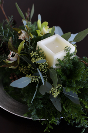 candle arrangement 2015_d0113182_23331386.jpg