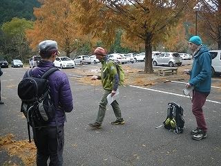 百々ヶ峰ふれあいの森で地図・コンパス勉強会を行いました。_e0064783_21581224.jpg