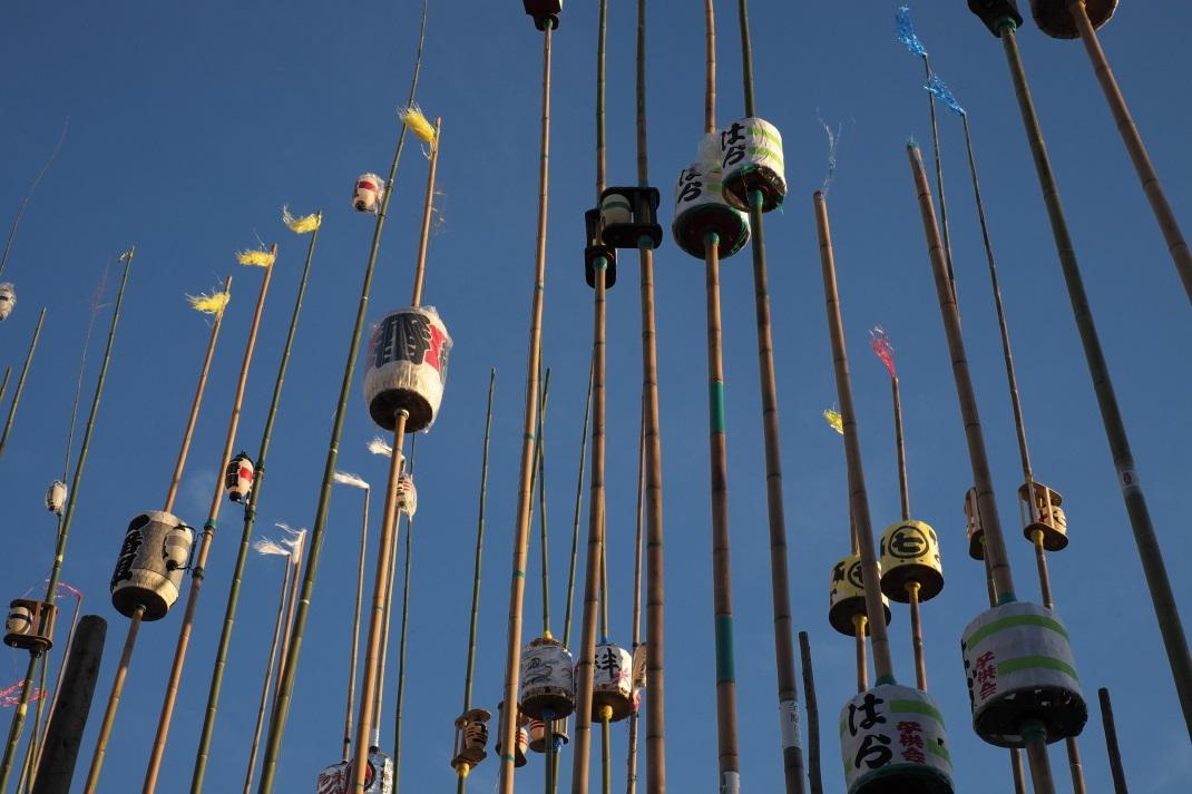 第155回 関東の奇祭・古河提灯竿祭り <1> 2015・12・05_e0143883_9134998.jpg
