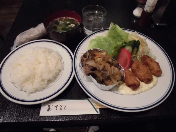 Cafe RESTAURANT HIRO\'S  上新庄_c0118393_9344866.jpg