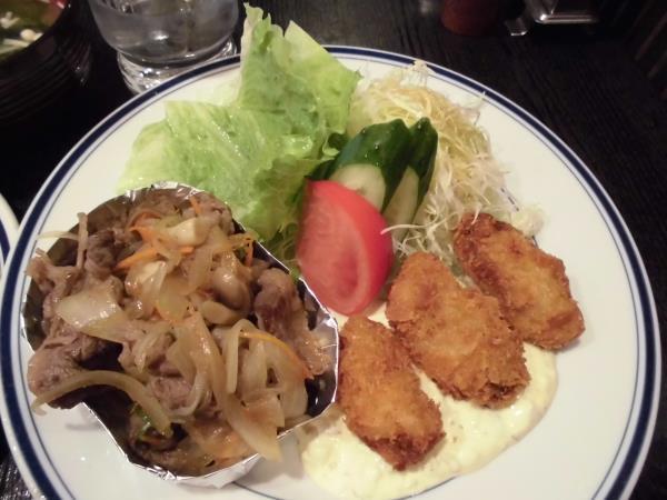 Cafe RESTAURANT HIRO\'S  上新庄_c0118393_93723.jpg