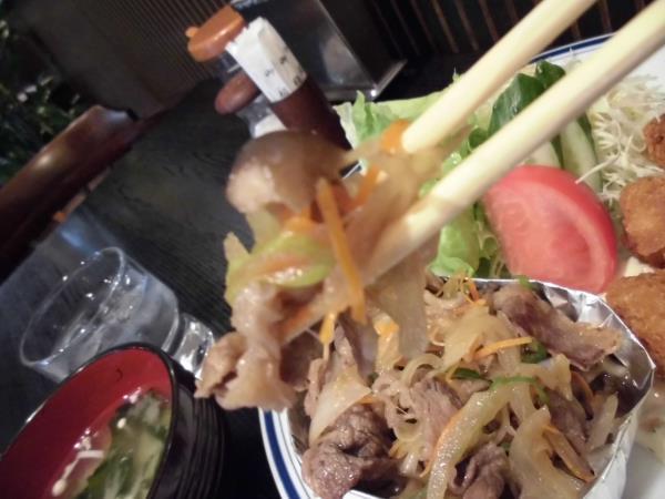 Cafe RESTAURANT HIRO\'S  上新庄_c0118393_9451022.jpg