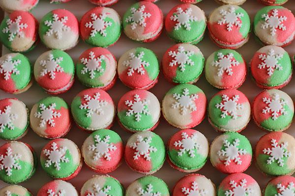 【トナカイのクッキー】動画公開とあんぱんとリエットとマカロン_f0149855_1731068.jpg