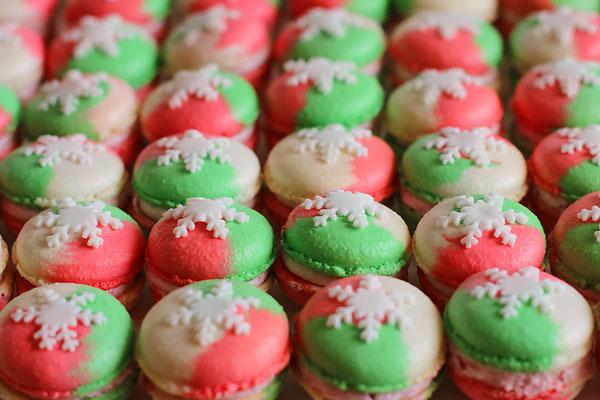 【トナカイのクッキー】動画公開とあんぱんとリエットとマカロン_f0149855_1731973.jpg