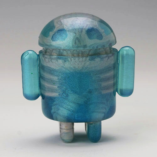 Infected Android Anomalies-BLUE by Scott Wilkowski_e0118156_20403397.jpg