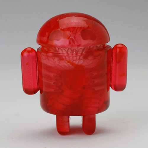 Infected Android Anomalies-RED by Scott Wilkowski_e0118156_20451661.jpg